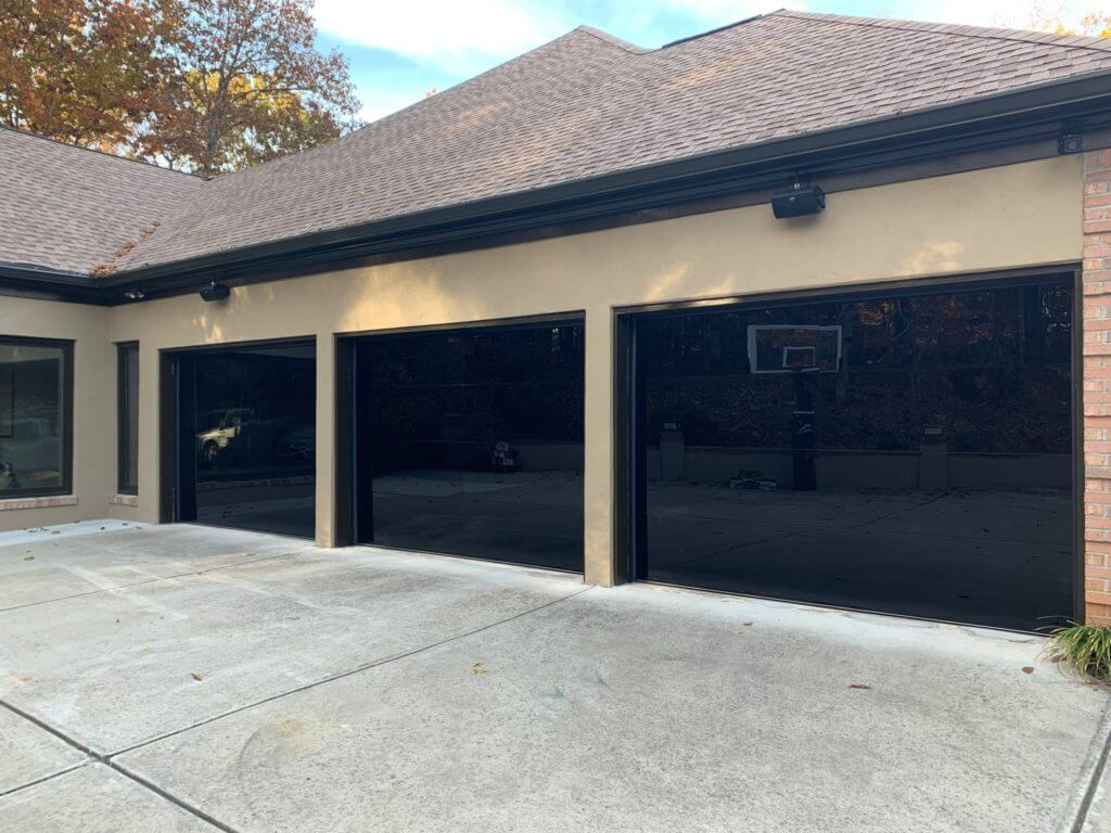 Custom-Glass-Garage-Doors