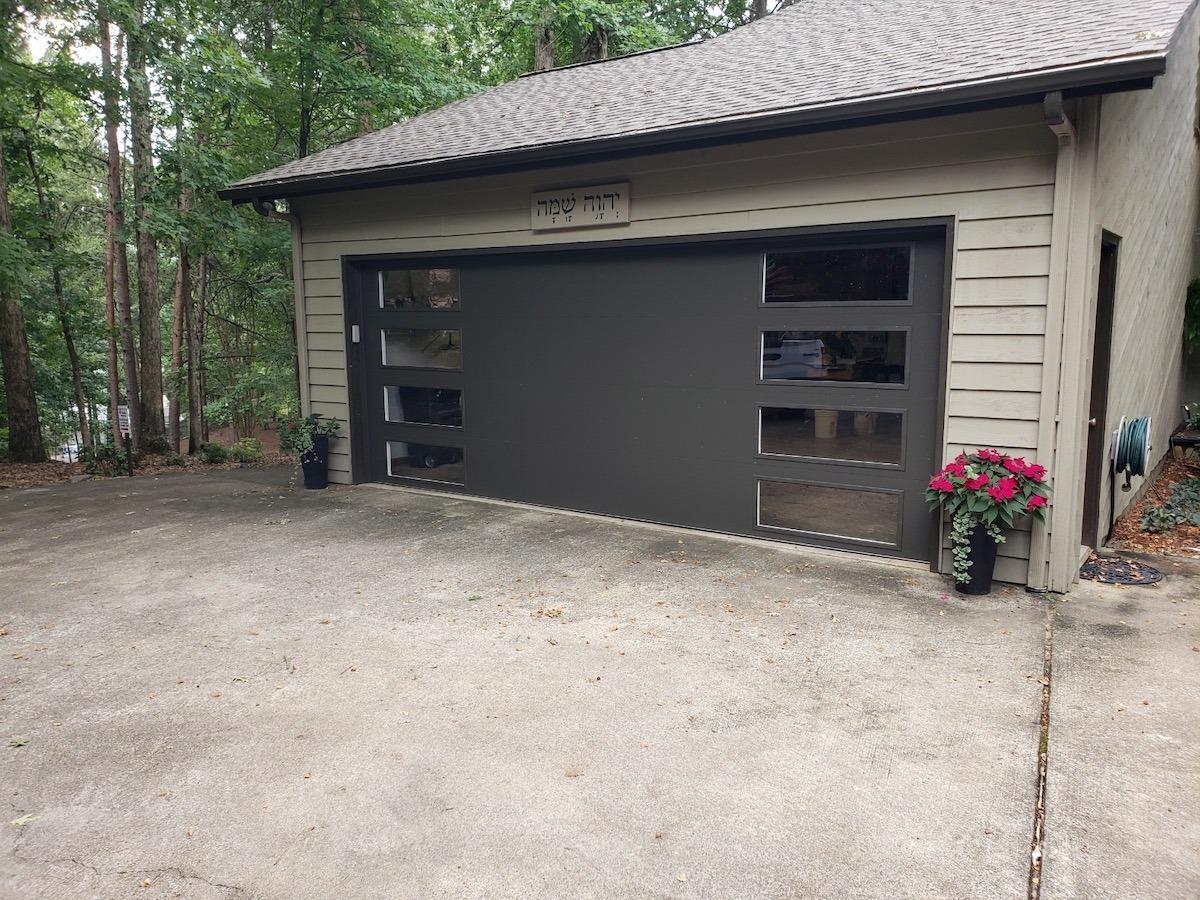Modern Clopay Garage Door